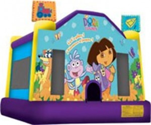 Dora the explorer Jumping castle 524