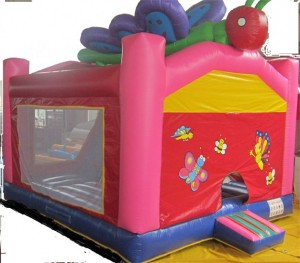 Butterfly Jumping castle