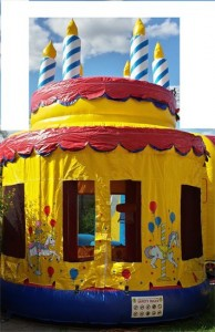 Jumping castle 513