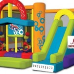Jumping castle 533