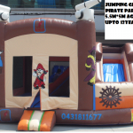 Jumping castle 536