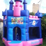 Jumping castle 539