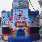 Jumping castle 538