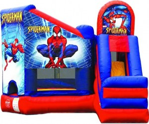 spiderman-castle