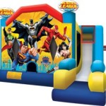 Superhero Jumping castles