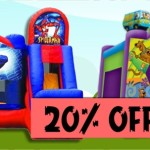 Jumping castle hire security and safety