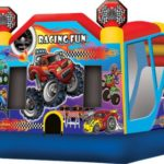 Jumping castle hire for holiday